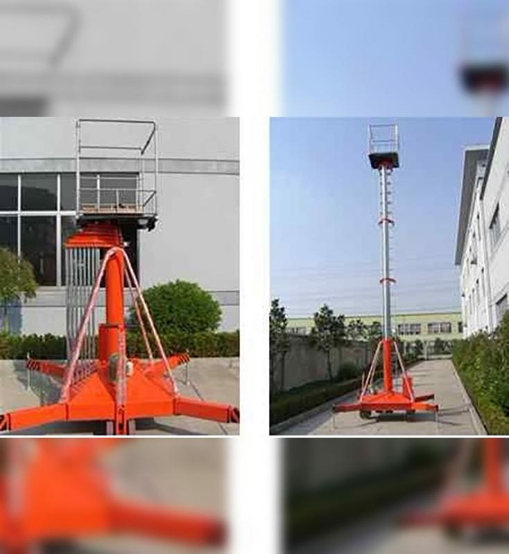 浙江套缸式电动升降机