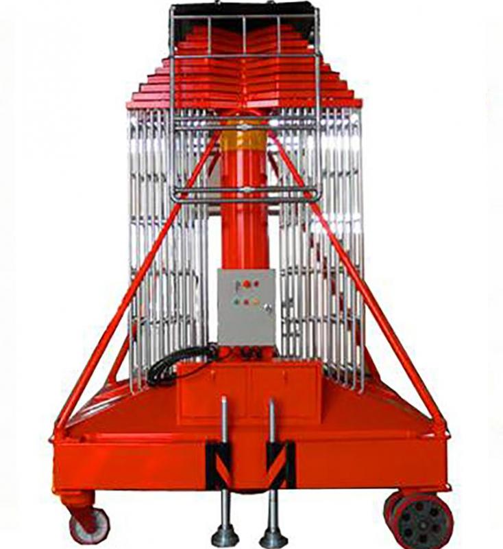 套缸式液压升降机