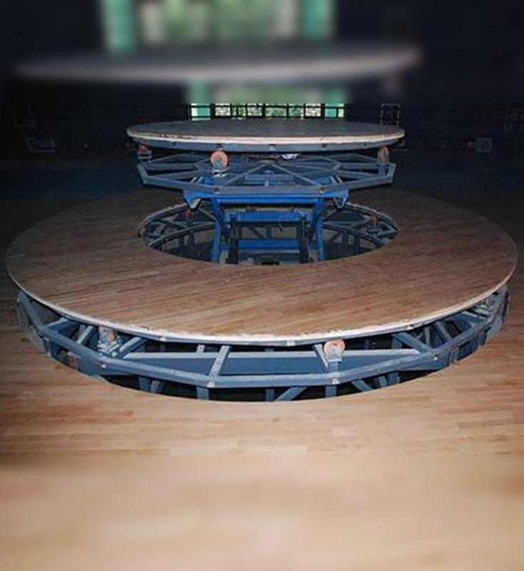 升降机舞台