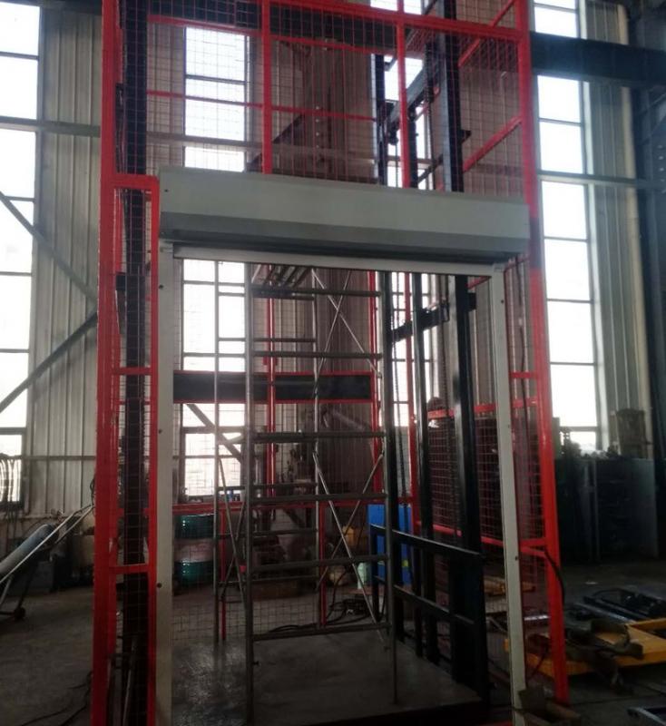 湖北室外货梯