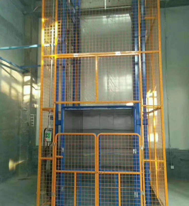 工地人货电梯